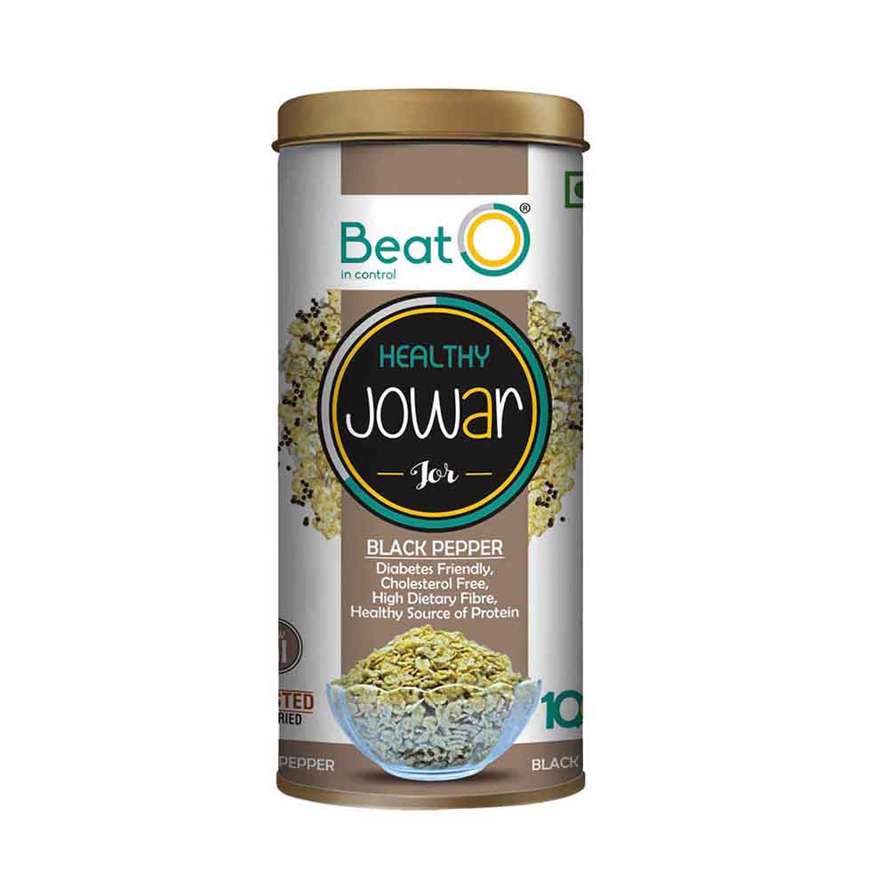 Jowar Jor - Black Pepper