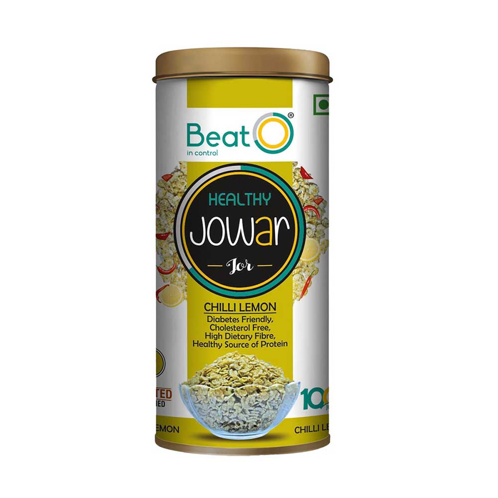 Jowar Jor - Chilli Lemon