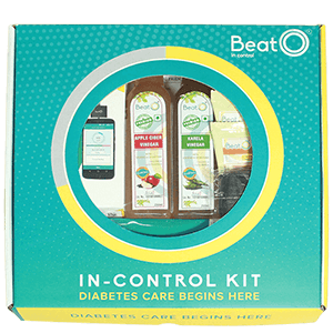 BeatO In Control Diabetes Kit