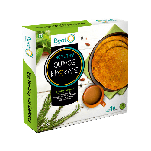 Quinoa Khakhra -  Chatpat Masala