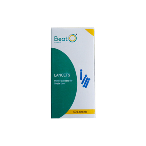 BeatO Lancets 50 Count