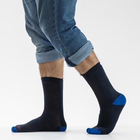 Diabetic Socks Blue