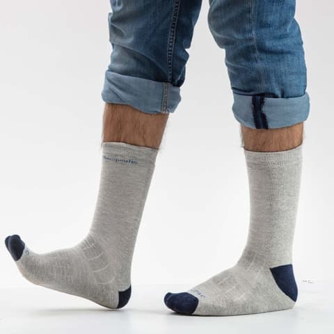 Diabetic Socks Grey