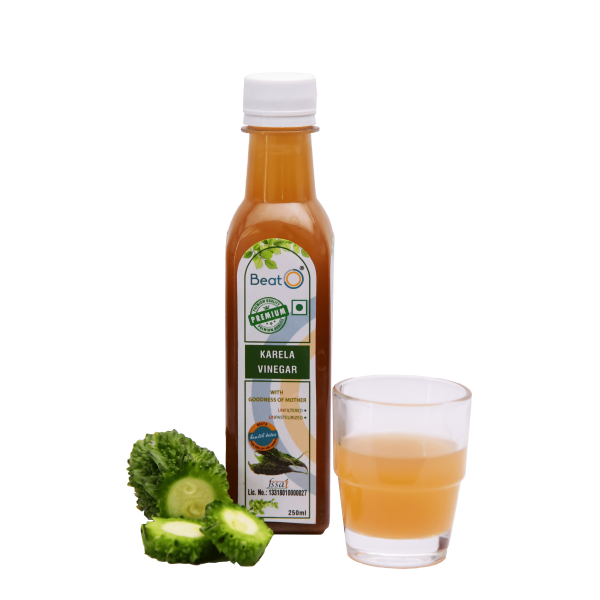 2 Bottle of Karela Vinegar